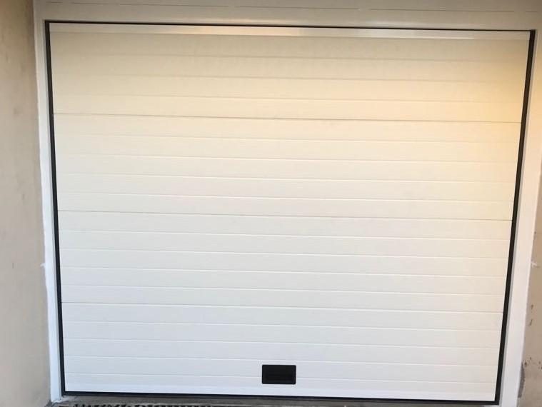Acanalada blanca